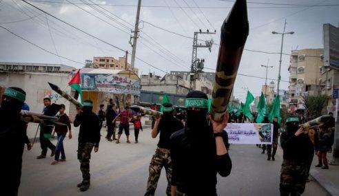 Hamas Ancam Lancar Serangan Roket Ke Israel