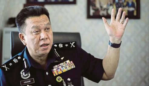 Tingkat Risikan Perangi Penjenayah Rentas Sempadan
