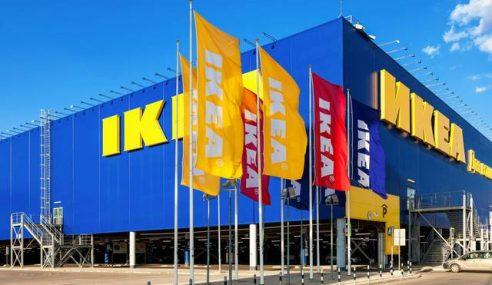 Ikea Cadang Buang 7,500 Staf Seluruh Dunia