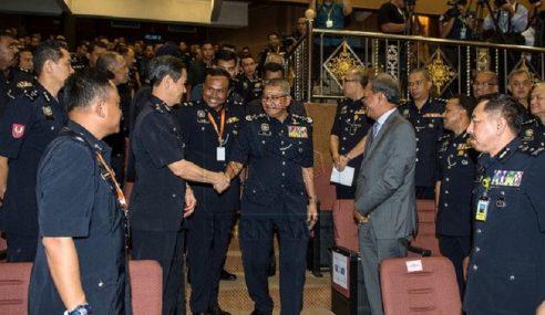 IPCMC Tingkat Profesionalisme Polis