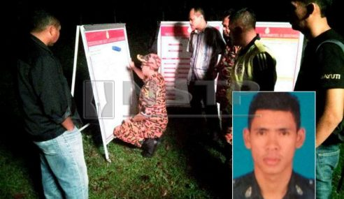 Operasi Cari Suspek Dikhuatiri Lemas Di Dungun Diterus
