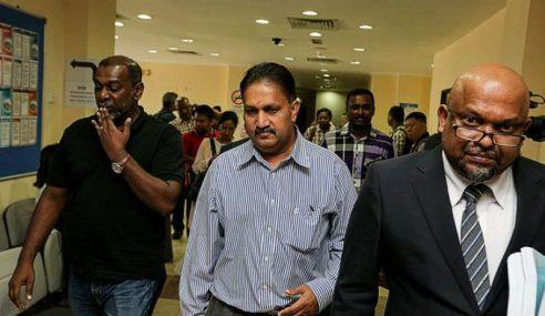 Cabul: Bekas Pegawai Khas Adun DAP Kena Bela Diri