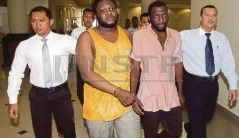 2 Lelaki Nigeria Dituduh Dalang Macau Scam