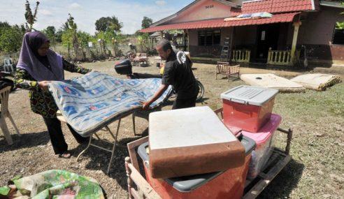 Mangsa Banjir Di Alor Gajah Kekal 262 Orang