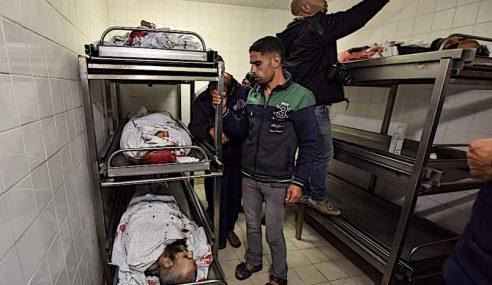 Operasi Israel Ragut 6 Nyawa Penduduk Palestin