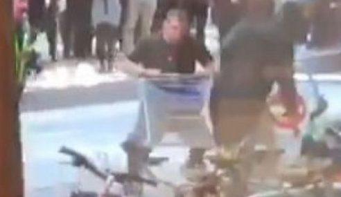 Gelandangan Tumpas Penyerang Dapat RM151,000