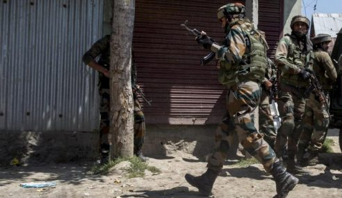 6 Militan Maut Pertempuran Di Kashmir