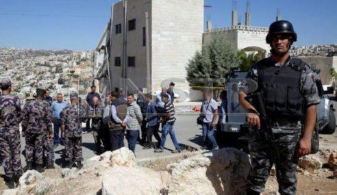 9 Militan Dipenjara Di Jordan