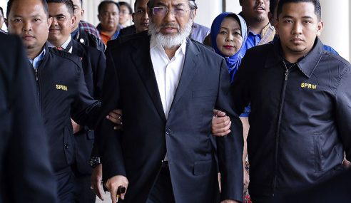 Rasuah: Musa Berdepan 35 Pertuduhan Berhubung Kontrak Konsesi Balak