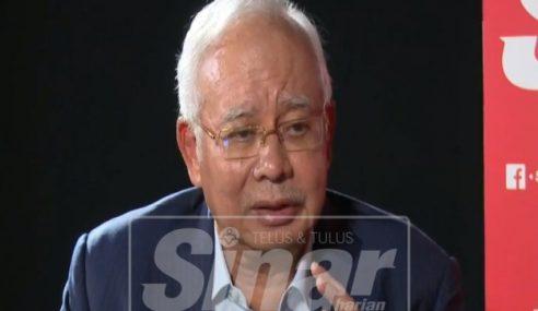 Najib Akui Hubungi Anwar Malam 9 Mei