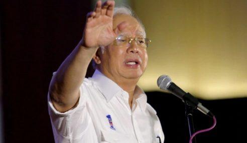 """""""Najib Sudah Turun, Tapi Ringgit…"""""""