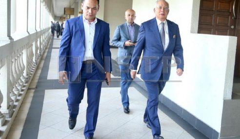 Najib Beri Keterangan 4 Jam Di SPRM