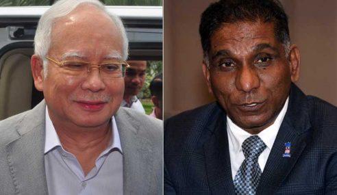 Permohonan Najib, Irwan Pindah Kes 7 Disember
