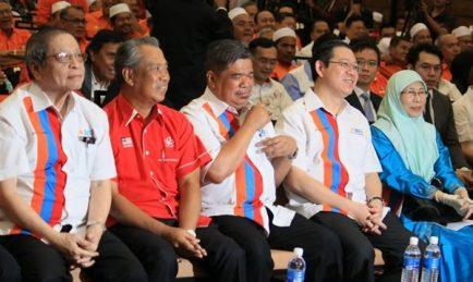 Janji Palsu PH Perdaya Orang Melayu