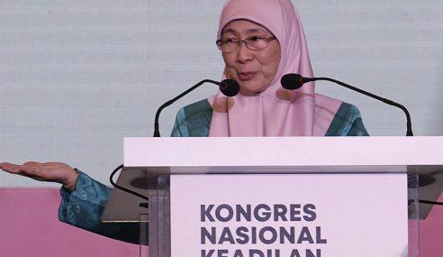 PKR Dahulu Hanya Parti Nyamuk – Dr Wan Azizah