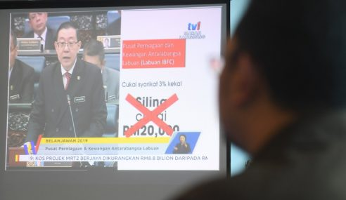 RM314.5 Bilion Peruntukan Untuk Belanjawan 2019