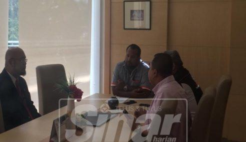 Himpunan Pemandu Teksi Bertukar Jadi Pertemuan
