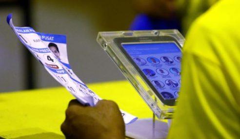 Pemilihan PKR Cabang Julau Di Sarawak Diterima