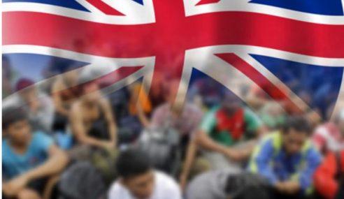 21 Pendatang Vietnam Diseludup Masuk Britain