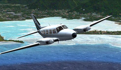 Juruterbang Tertidur, Pesawat Terlepas Destinasi