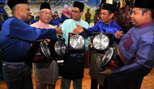 TNC USM Dipilih Tokoh Maulidur Rasul P.Pinang