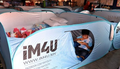 31 Masih Di Pusat Pemindahan Banjir P.Pinang