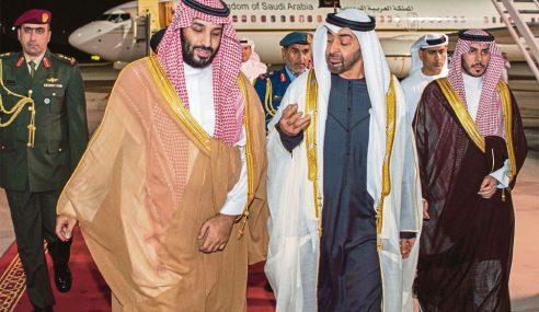 Putera Mohammed Mula Lawatan Serantau Pertama