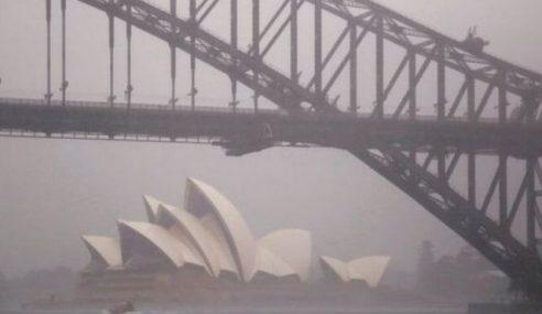 Hujan Terburuk Sekali Dalam 100 Tahun Di Sydney