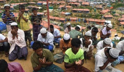 Rohingya Lari Elak Dihantar Pulang Ke Myanmar