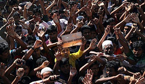 Pelarian Rohingya Enggan Balik Ke Myanmar