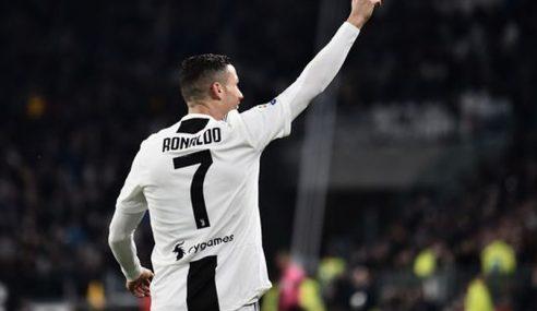Ronaldo Makin Menjadi Bersama Juventus