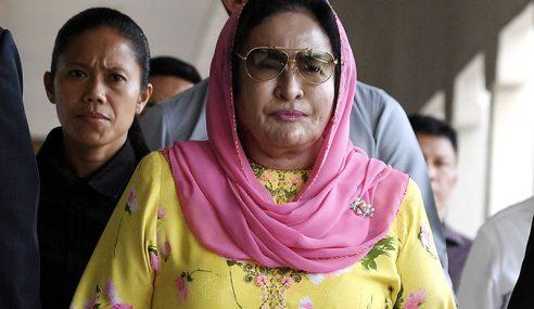 Kes Pengubahan Wang Haram Rosmah Dipindahkan Ke Mahkamah Tinggi