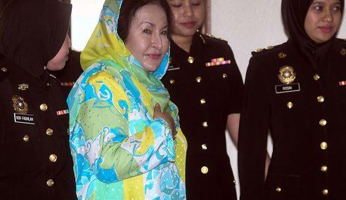Projek Solar: Rosmah Mengaku Tidak Bersalah