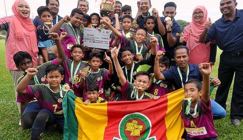 SK Seri Selangor Muncul Juara Piala RMS