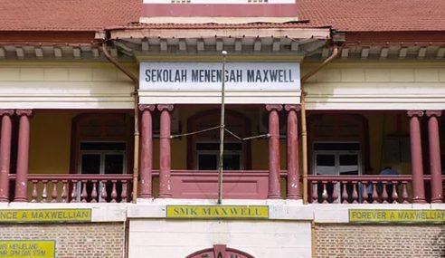 SMK Maxwell KL Kini Diiktiraf Warisan Kebangsaan
