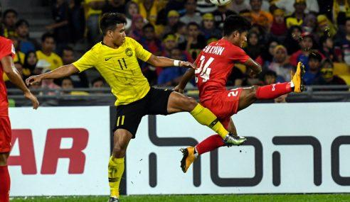 Piala AFF: Safawi Rasid Tidak Risau Kemarau Gol
