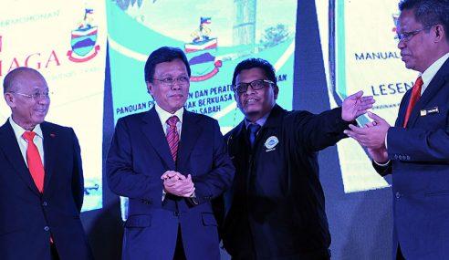 Pantau Prestasi Kementerian Di Sabah