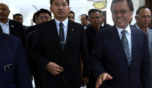Harap Tiada Lagi Gangguan Terhadap Kerajaan Sabah