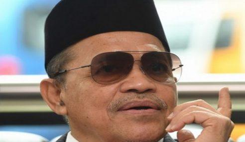 Mahkamah Keluar Waran Tangkap Terhadap Shahidan