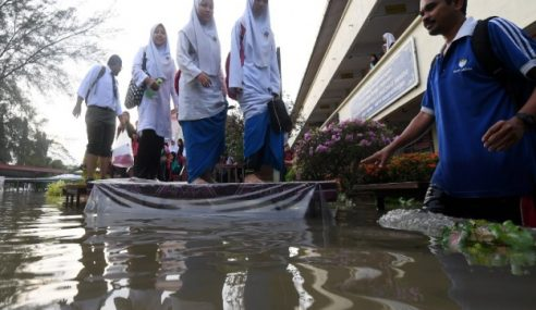 Tengkujuh: JPN Sedia Pelan Bantu Calon SPM, STPM Di Terengganu