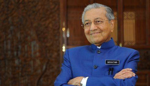 Dr Mahathir Akan Terima Ijazah Kedoktoran Kehormat
