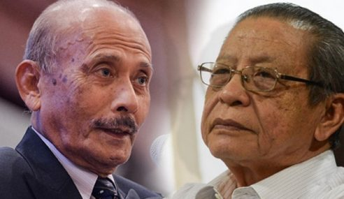 Hanif Akan Fail Tuntutan Balas Saman Kit Siang