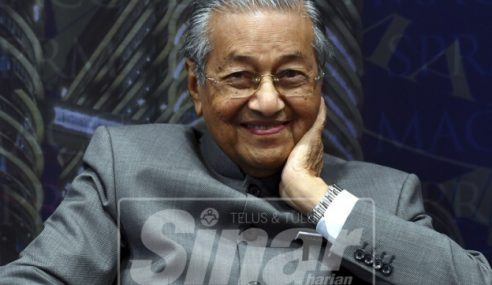 Menteri Integriti Politik Lemah Mungkin Disingkir