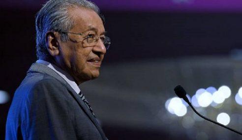 Tun M Pertahan Tindakan Bersatu Terima Bekas Pemimpin UMNO