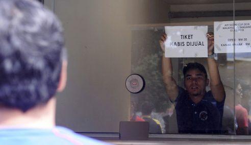Piala AFF Suzuki: Jangan Beli Dari Ulat Tiket – FAM
