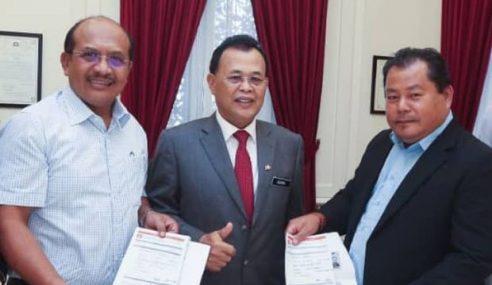 """PPBM Khianat Terima Bekas Ahli UMNO"""