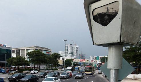 11 Kamera AWAS Ditambah Di Lebuhraya PLUS