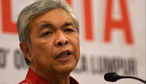 Ahmad Zahid Terus Jalankan Tugas Presiden UMNO