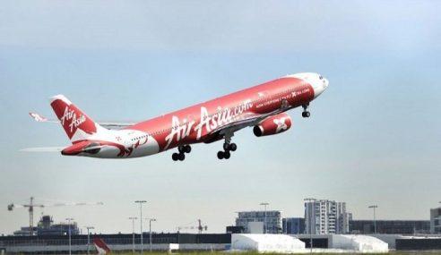 AirAsia Nafi Khabar Angin Kebakaran Pesawat