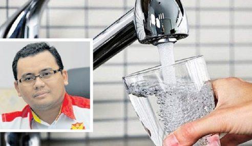 Air Percuma Selangor Hanya Untuk Golongan B40